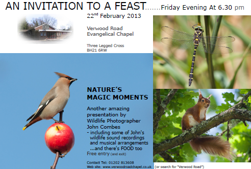 Invitation to a FEAST