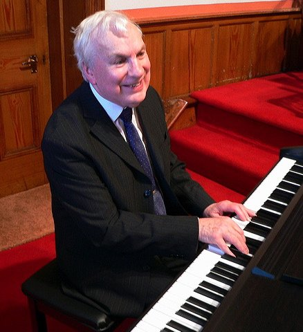 Peter Jackson at Piano